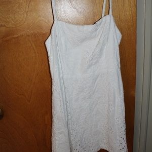 Urban Outfitters White Dress size 6